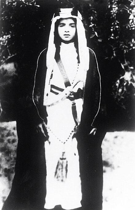 الملك فهد صغير متى ولد الملك فهد