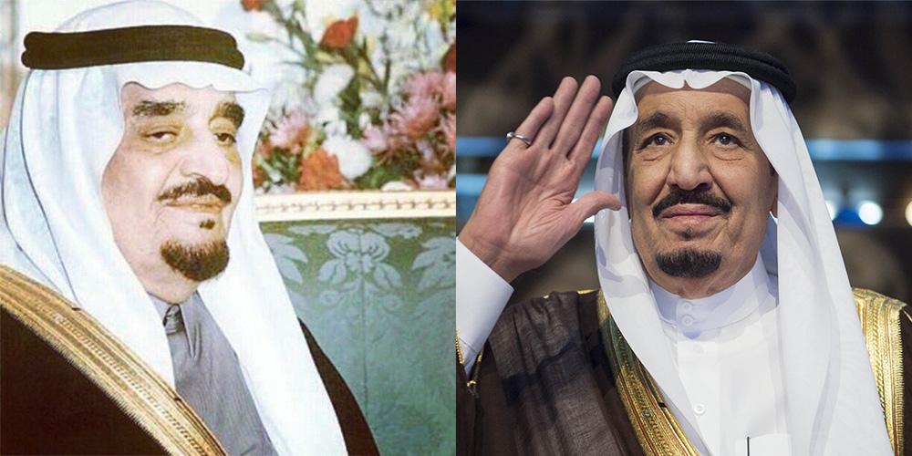 الملك فهد والملك سلمان تحرير الكويت وتحرير اليمن