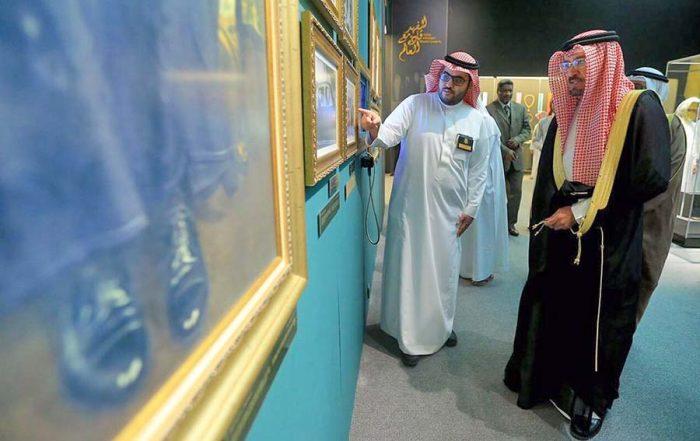 السفير البحريني: مملكة البحرين طلبت استضافة المعرض