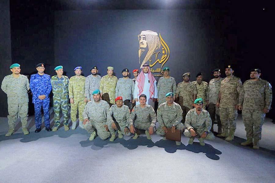 قائد درع الجزيرة: روح القيادة يبرز الدور التاريخي للملك فهد