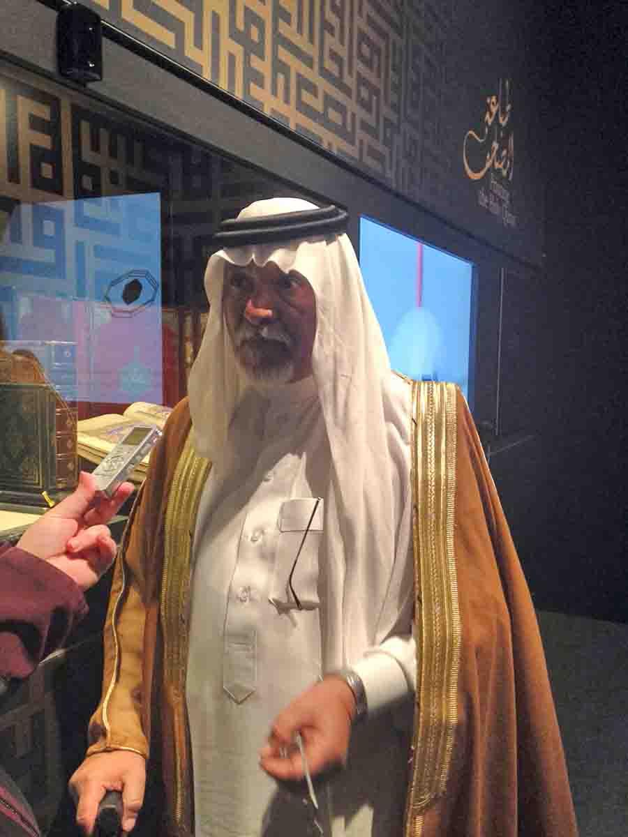 شيخ قبيلة الحرقاني: الملك فهد كان يحتكم إلى الشرع في مجلسه