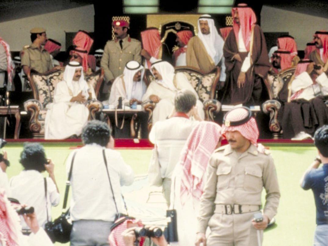 الملك فهد أول من افتتح الجنادرية