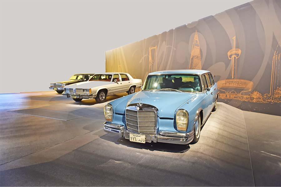 سيارات الملك فهد