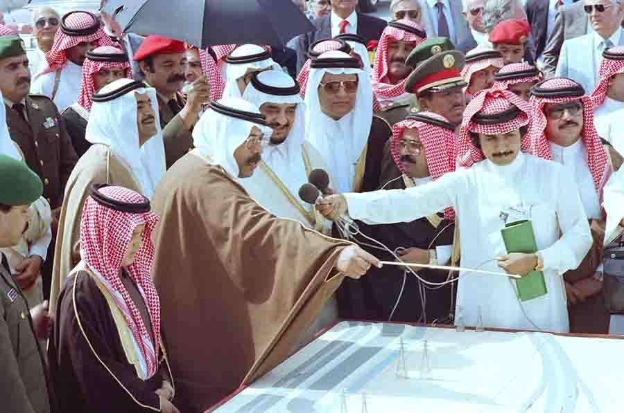 رفاهية المواطن أولوية حكم الملك فهد