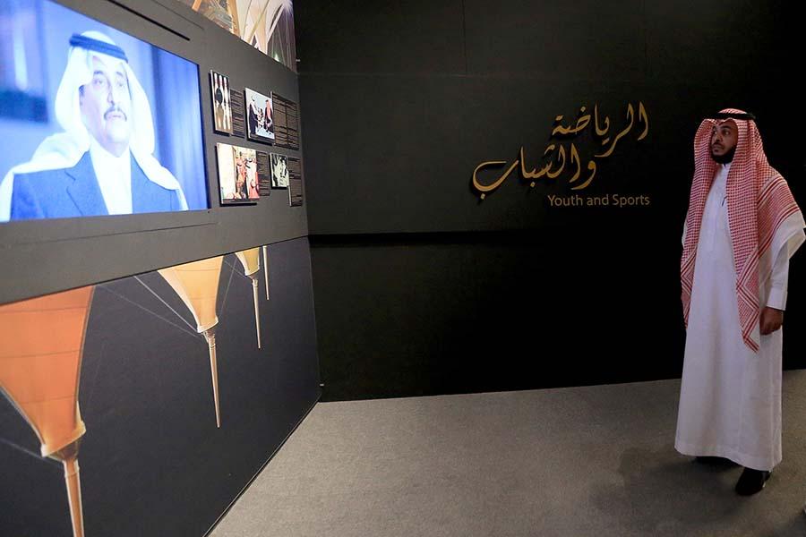 عبد الله المديفر يسترجع ذكريات طفولتة : بحثت عن الأب فهد ولم أبحث عن الملك فهد