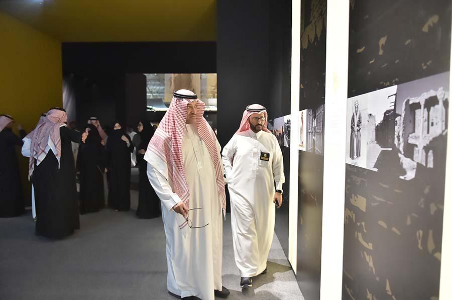 نواف بن محمد : الرياضة المدرسية كانت في أعلى مستوياتها خلال عهد الملك فهد