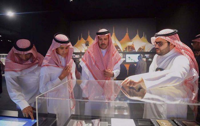 الأمير فيصل بن سلمان: أتمنى أن تكون المدينة المنورة المحطة الثانية للمعرض