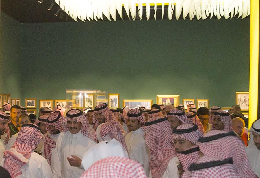 الأمير محمد بن فهد: لو كان الملك فهد بيننا اليوم لقال: يا سلمان بن عبدالعزيز أكمل مشواري
