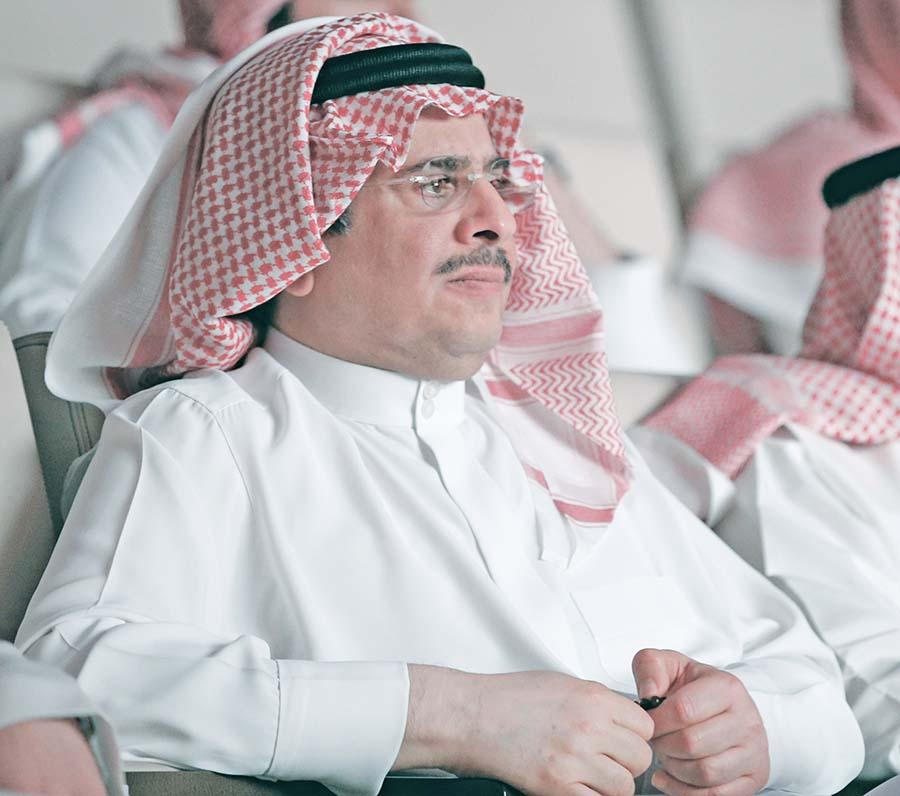 الأمير سلطان بن فهد نهضة الرياضة غير مسبوقة في عهد الملك فهد