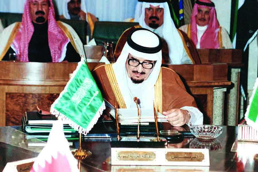 خطابات الملك فهد تبرز ملامح شخصيتة