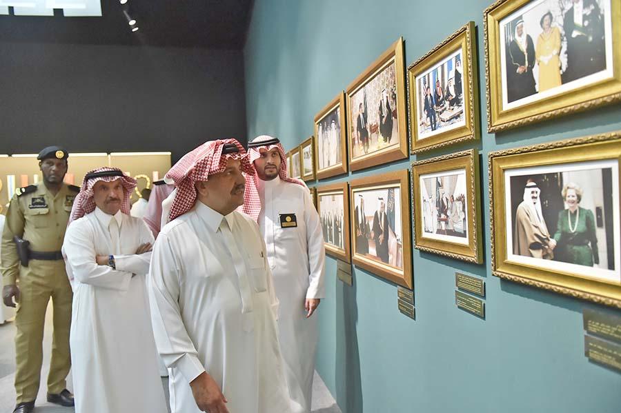 الامير سلطان بن محمد بن سعود الكبير: الملك فهد رجل المواقف ولولاه بعد الله ماعادت الكويت