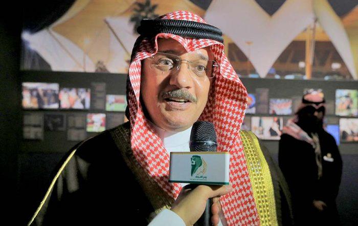 الوليد بن بدر: تمنيت لو أخذت صورة مميزة مع الملك فهد