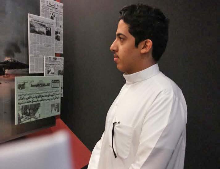 شباب لم يشهدوا عهد الملك فهد: المناهج والمرويات دفعتنا للحظور إلى المعرض لمعرفة المزيد