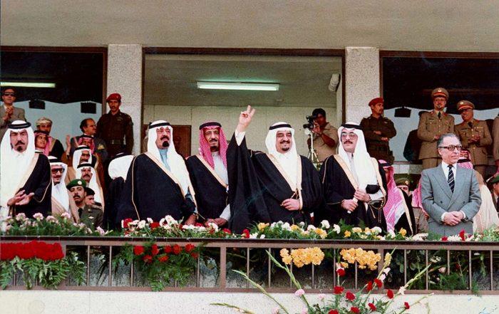 ٣٠ عاما قضاها الملك فهد في دهاليز الحكم: مهام الملك فهد قبل مبايعته ملكاً