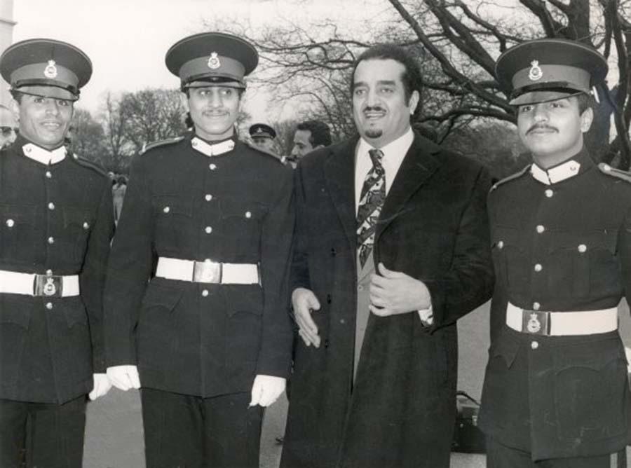 الملك فهد دعم حماة الوطن وعزز قدرات الجيش العسكرية