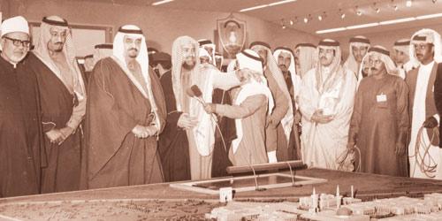 عهد الملك فهد زمن الجمعيات الخيرية ومؤسسات النفع العام