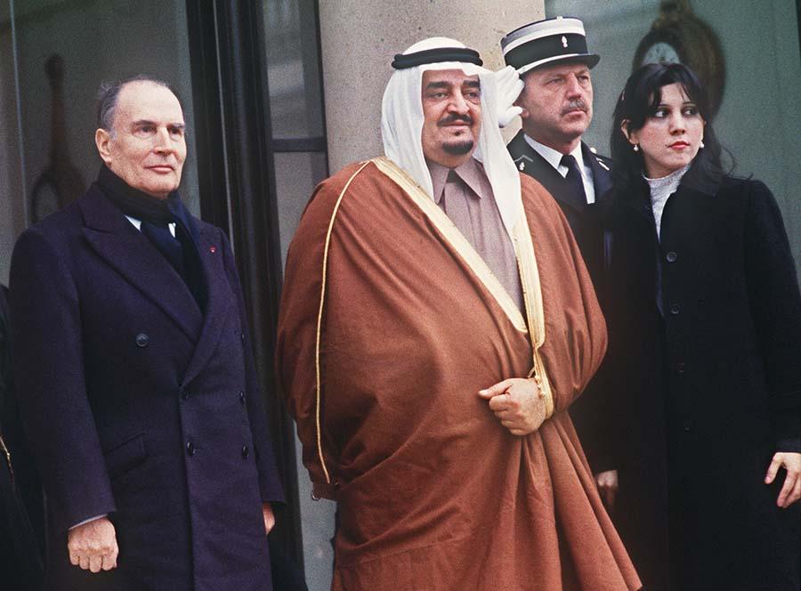 زيارات الملك فهد الخارجية جسدت ثقل المملكة
