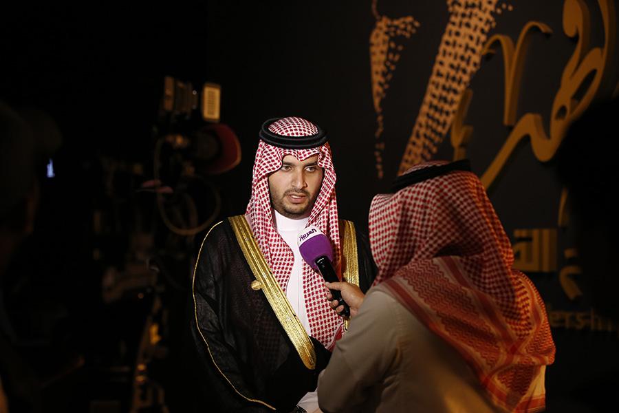 الأمير تركي بن محمد بن فهد موسوعة الفهد