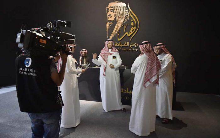 الامير تركي بن محمد بن فهد : المعرض صمم وجهز بسواعد سعودية ١٠٠%