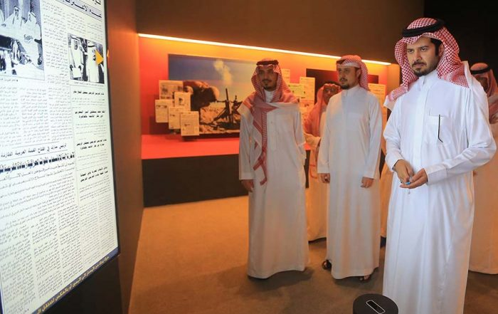 الأمير سلمان بن سلطان : هذا الوطن وشعبة مدين للملك فهد بن عبدالعزيز
