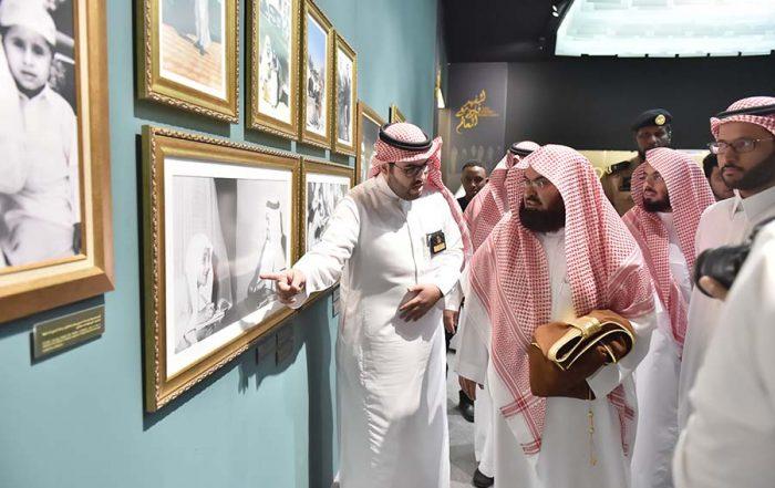 الشيخ السديس: الملك فهد أبرز دور المملكة الرائد في تعزيز الوسطية والاعتدال