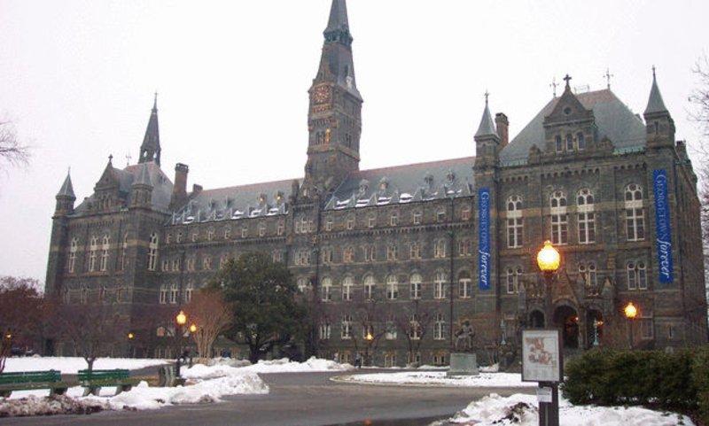 كرسي الملك فهد لأبحاث السرطان في جامعة جورج واشنطن