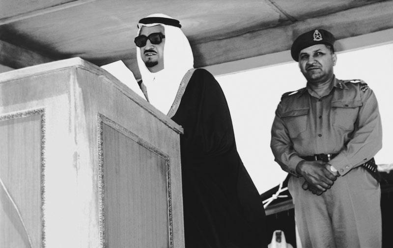 الملك فهد ودعم الأردن