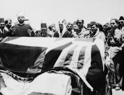 الفهد والملك عبد الله بن الحسين