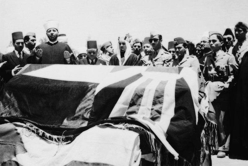 الملك فهد والملك عبد الله بن الحسين