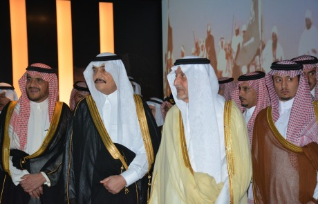 افتتاح معرض الفهد روح القيادة في جدة