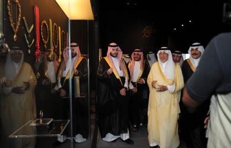 افتتاح معرض الفهد روح القيادة في الشرقية