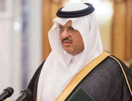 الأمير سلطان بن سعد: استضافة الكويت لمعرض الفهد روح القيادة