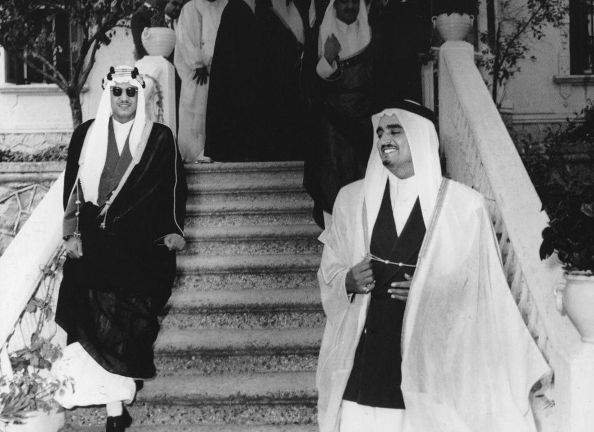 الملك فهد في لبنان