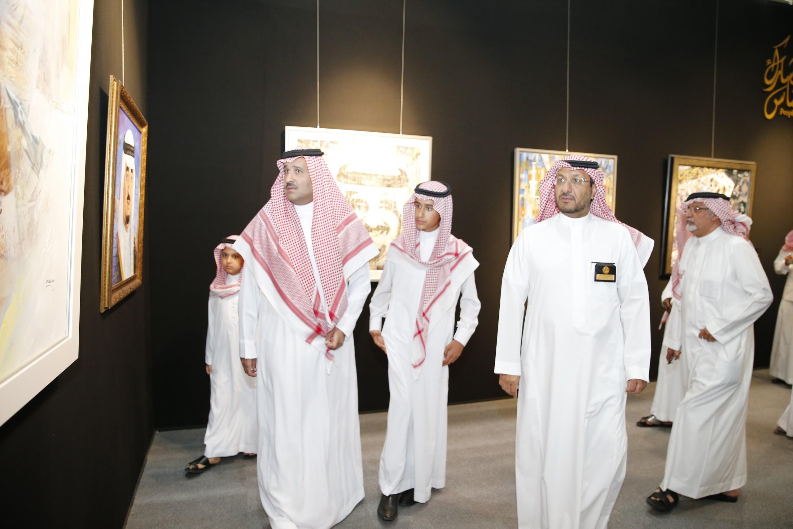 معرض الفهد روح القيادة في الرياض روح الفهد القيادية