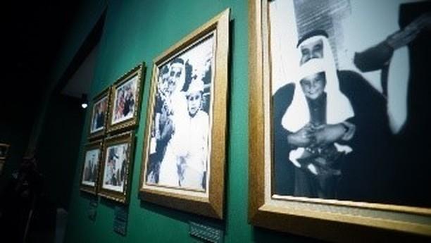 معرض الفهد ذاكرة مصورة لحكاية الإنسانية روح-القيادة