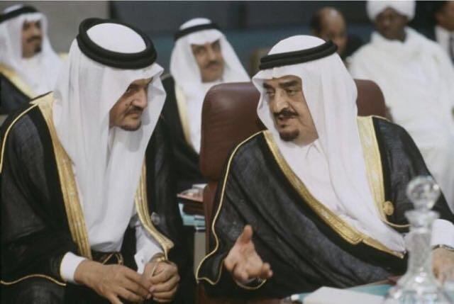 ما بين روح القيادة .. و سعود-الاوطان .. مسيرة عمل مشترك ومواقف مشرفة تلاقت حول مستقبل دولة ورفعة وطن