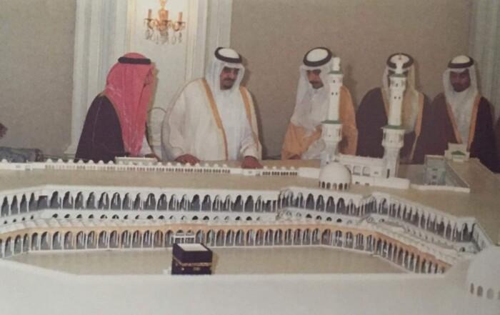 عهد الملك فهد شهد أكبر توسعة للحرمين الشريفين ..ضاعف حجم الحرم المدني إلى خمسة أمثال