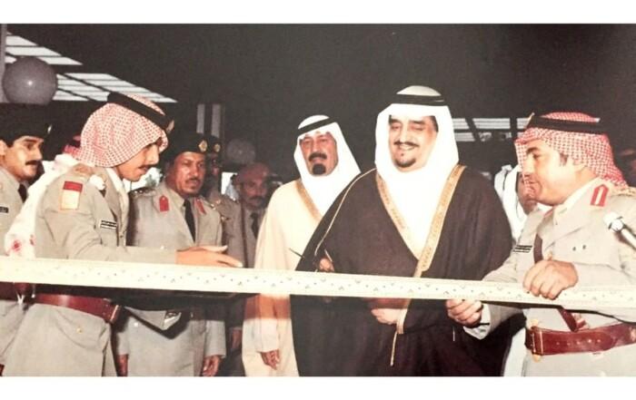 جائزة الدولة التقديرية في الأدب اهتمام الملك فهد بالأدباء