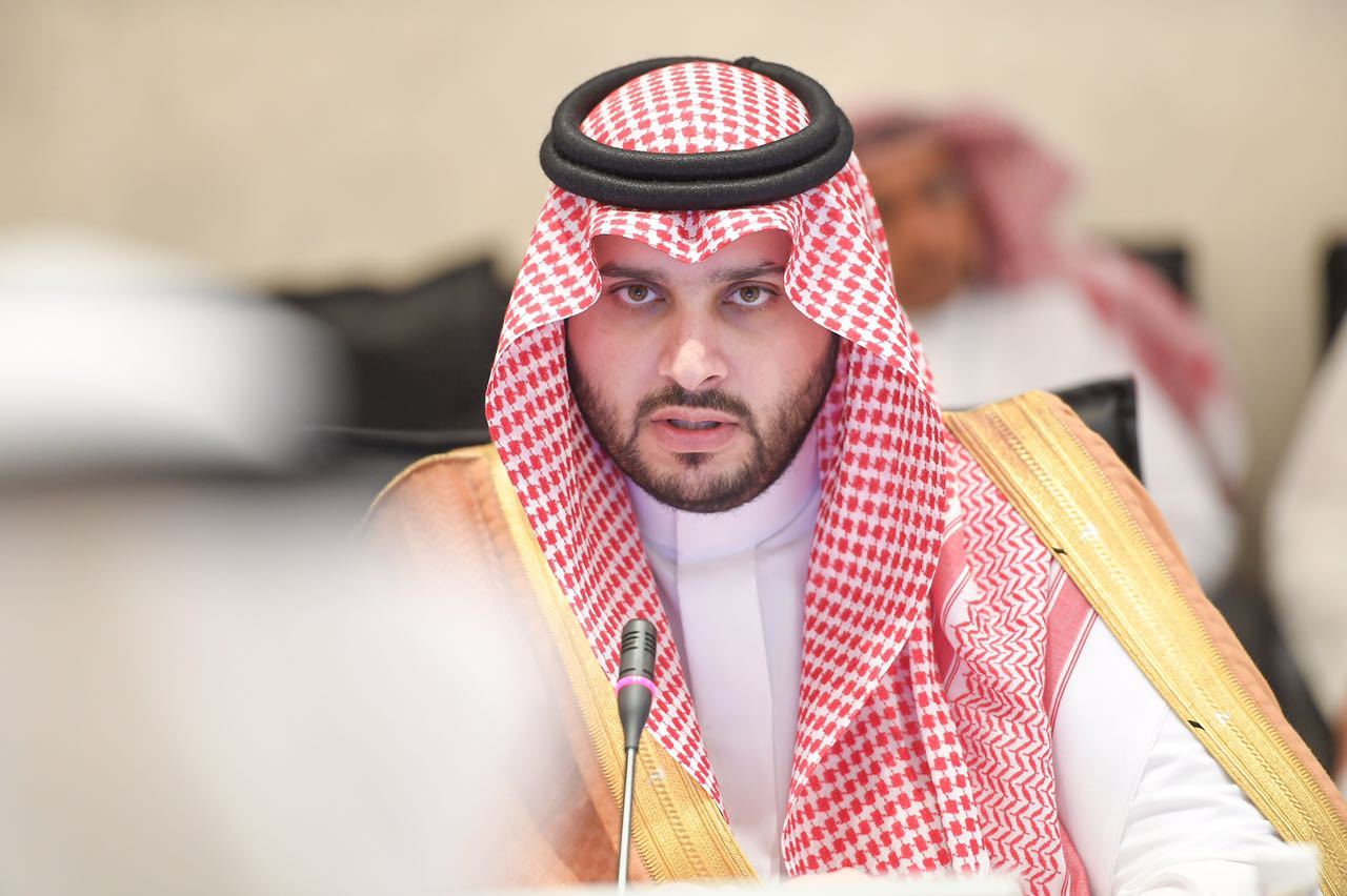الأمير تركي بن محمد بن فهد بن عبد العزيز آل سعود