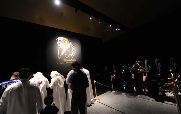 محافظ جدة: معرض الفهد يضع الشباب أمام شخصية قيادية بارزة