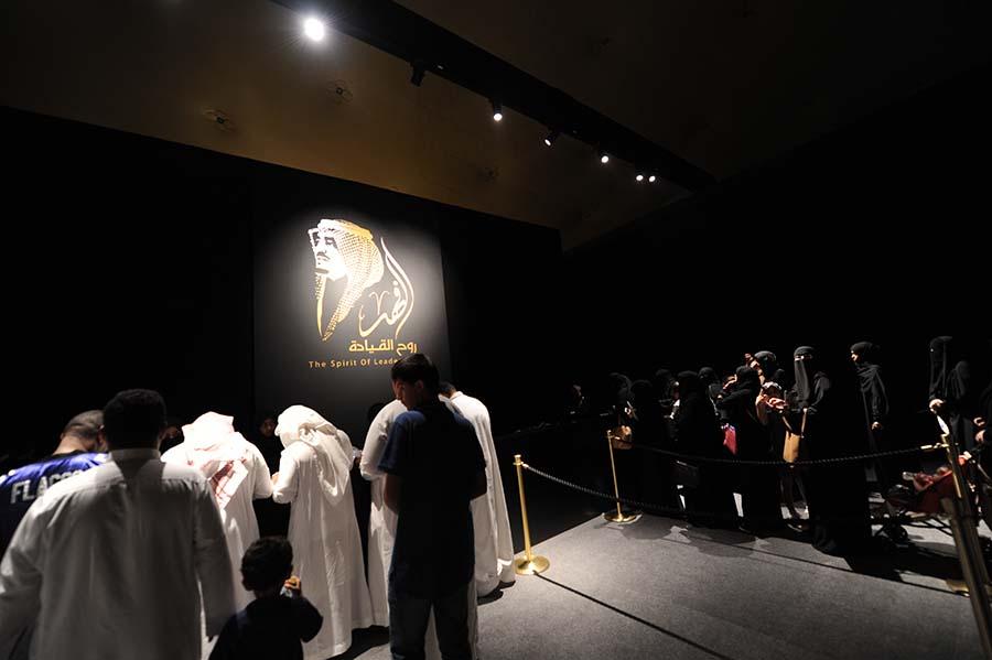محافظ الطائف: معرض الفهد يضع الشباب أمام شخصية قيادية بارزة