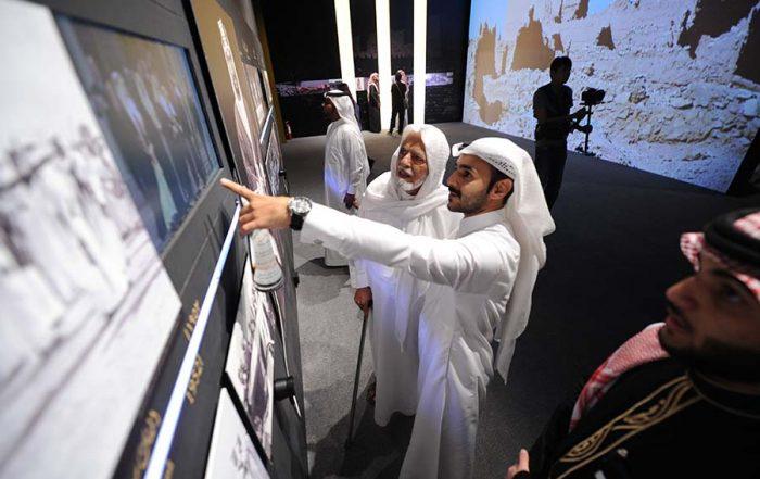 مثقفون: معرض الفهد إرث تاريخي يعزز المعرفة