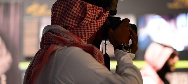 """وسائل الإعلام حضرت بامتياز في معرض """"الفهد.. روح القيادة"""" جدة"""