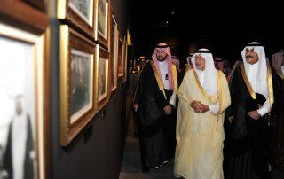 افتتاح معرض الملك فهد روح القيادة في منطقة مكة المكرمة
