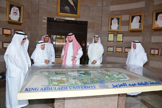 جامعة المؤسس تحتضن معرض الفهد روح القيادة في محطته الثانية